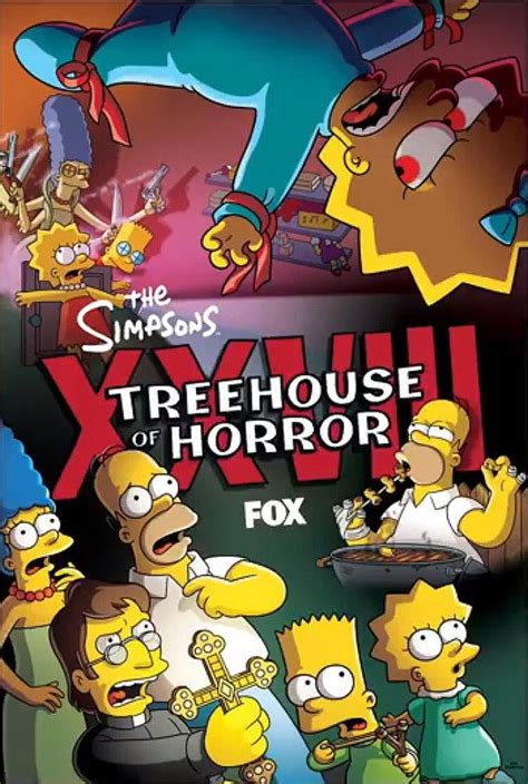 Treehouse Of Horror Xxviii  Simpsons Wiki Fandom