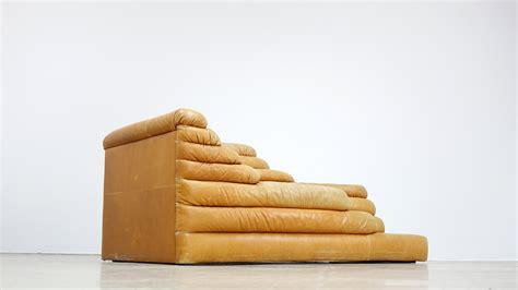 fabricant de canapé cuir de sede terrazza canapé par ubald klug ds1025 en cuir