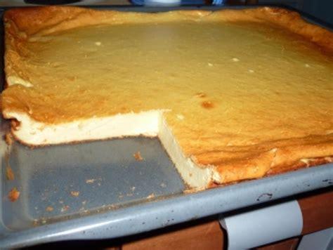 omas kaesekuchen vom blech rezept mit bild kochbarde
