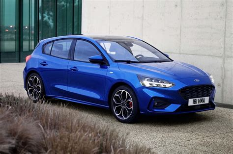 New 2018 Ford Focus Unveiled As Brand's 'most Advanced