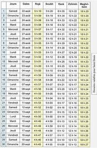 Fleur D Islam Horaire Priere : shia 974 chiite r union horaires des pri res l 39 ile de la r union ~ Medecine-chirurgie-esthetiques.com Avis de Voitures