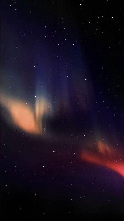 Iphone Concept Ios Wallpapers 4k Sky Aurora