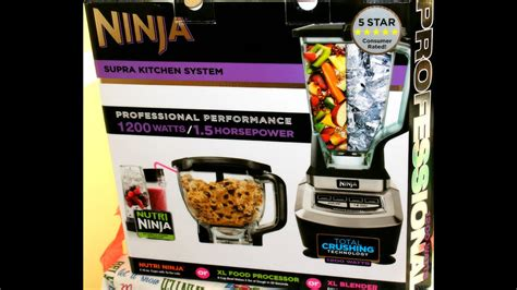 Kitchen System by Blender Review Mega Kitchen System Blender 1200