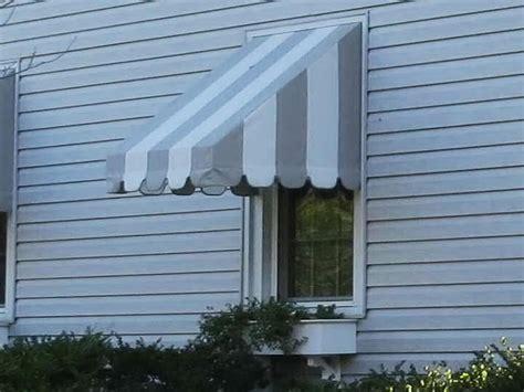 Fabric Awnings & Fabric Window Awnings