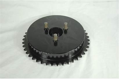 Norton Drum Brake Rear Sprocket Enterprises Cornucopia