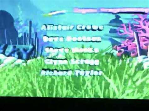 finding nemo  video game walkthrough part