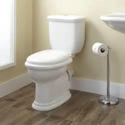 kennard dual flush european rear outlet toilet two piece elongated white ebay