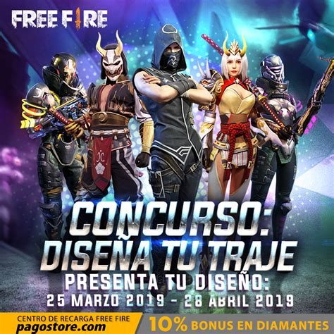 """Updated today, june 2021 ✅ free fire win to claim gifts ☝ (pets, skins and free diamonds) ⭐ click here to see the page. Garena Free Fire LATAM در توییتر """"👕 ¡CONCURSO: DISEÑA TU ..."""