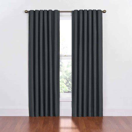 blackout curtains walmart eclipse blackout window curtain panel walmart