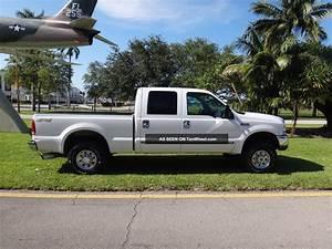 2000 Ford F250 Lariat 7  3l Diesel 4x4 Crew Cab Very Runs