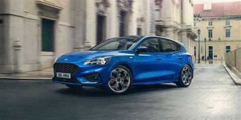 nouvelle ford focus 2019 2019 ford focus officially revealed with more technology features and power