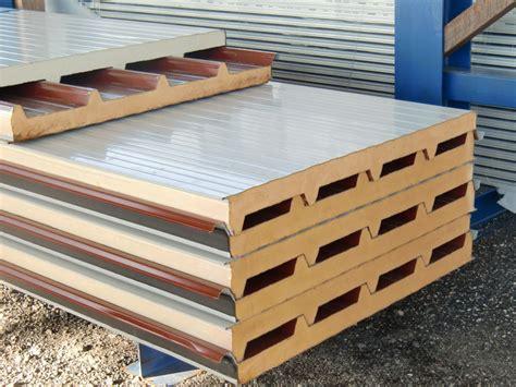 sandwichplatten dach unterkonstruktion wozu und wann werden sandwichelemente verwendet