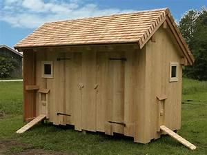 Hühnerstall Isoliert Bauanleitung : garagentor mit eichenholz pavillon ~ Articles-book.com Haus und Dekorationen