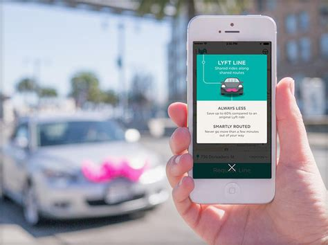 Lyft Line Carpooling Service Expanding To Six New Markets