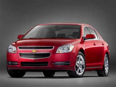 Chevrolet Malibu Specs & Photos