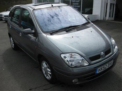 renault scenic 2002 automatic used renault megane for sale under 163 5000 autopazar