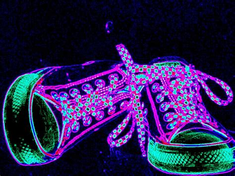 Free Neon-converse-colorful-bright.jpg Phone Wallpaper By
