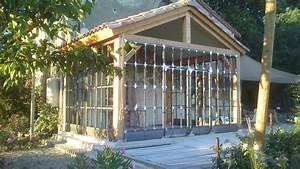 Véranda Fer Forgé : pergola et veranda en fer forg ferronnerie d 39 art mon ~ Premium-room.com Idées de Décoration
