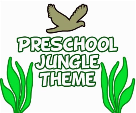 80 Best Images About Preschool-jungle Theme On Pinterest