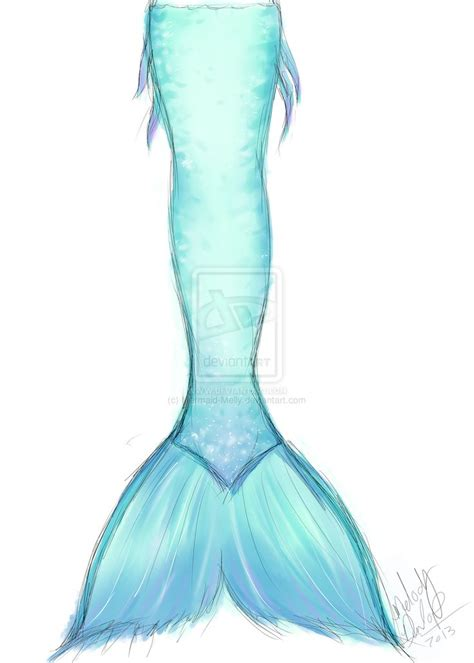 mermaid tail coming   water clipart clipground