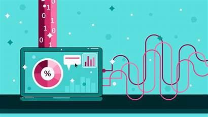 Social Graphic Animated Marketing Digital Creating Intelligence