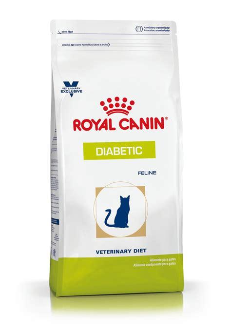 diabetic feline seco royal canin