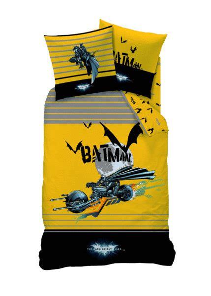 housse de couette batman batmobile 100 coton plushtoy