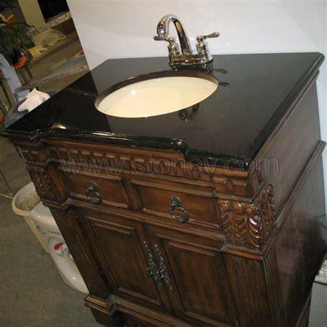 vanity top granite shanxi black vanity tops for bathroom