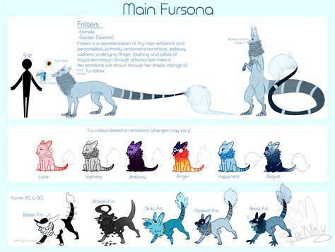 Main Fursona: Fritters by MrGremble on DeviantArt