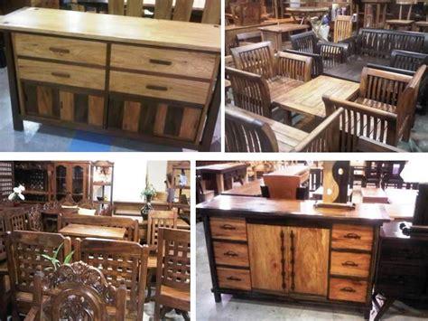 manila shopper wooden furniture  market market