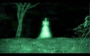 Demons Ghost Caught On Film