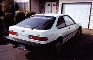 1991 Acura Integra - Overview