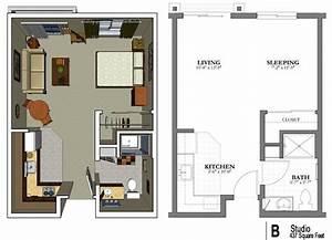 best 25 studio apartment floor plans ideas on pinterest With small studio apartment floor plans