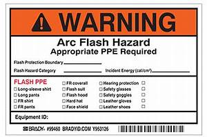 nfpa 70e 2018 changes arc flash requirements brady With arc flash ppe requirements