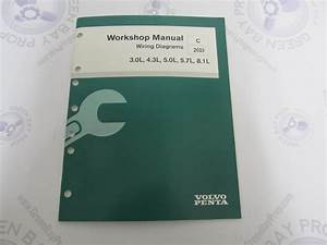 7746659 Volvo Penta Service Workshop Manual Wiring Diagrams