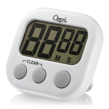 Kitchen Timer by The Ozeri Kitchen And Event Timer Walmart