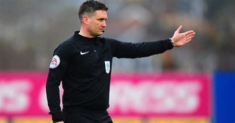 All you need to know about the referee for Northampton ...