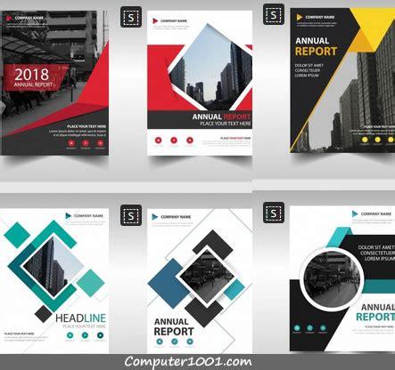 desain baru gratis 1 100 template sul cover laporan