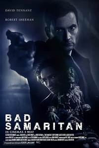 Bad Samaritan Malaysian movie poster