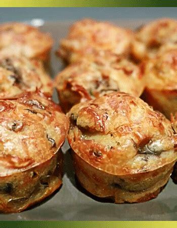 cuisiner haricot blanc jcmp recette mini cakes aux chignons et lardons je