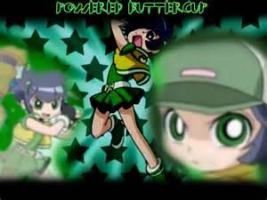 Powerpuff Girls Z Buttercup