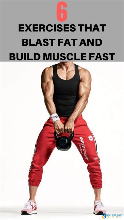 workout kettlebell muscle build lose fast fat fitness mens health burning body stay physical