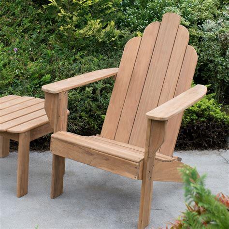 richmond teak adirondack chair cambridge casual