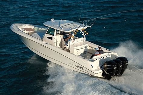 Whaler Fishing Boats by Sports Fishers Five Top Fishing Boats Boats
