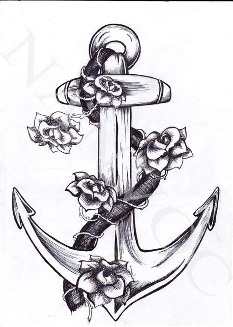 Auger Valve Image Tattoo Anchor Designs