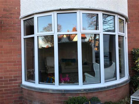 aluminium bay window installation leeds double glazing prices