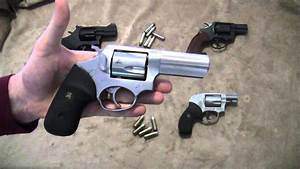 Favorite Conceal Carry Revolvers