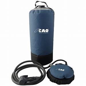 Caillebotis Pour Douche Solaire : douche portable solaire pression 12 litres cao camping ~ Zukunftsfamilie.com Idées de Décoration