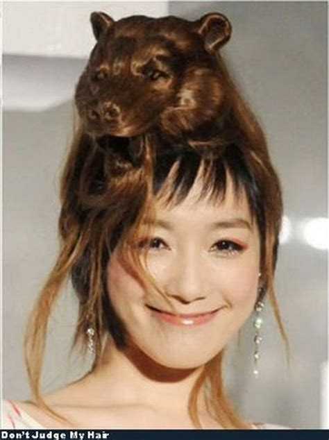 30 weird crazy hairstyles photos page 2 of 2