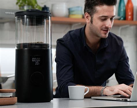 Go here for your wake forest. Connected Countertop Coffee Roasters : smart home coffee roaster